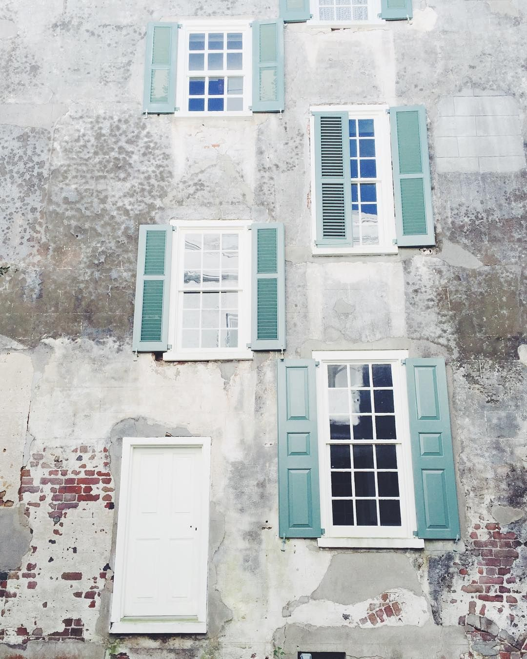 Architectural mysteries. #doorsofcharleston #windows #architecture #historiccharleston #charleston #texture #vsco by kimgrahamphoto
