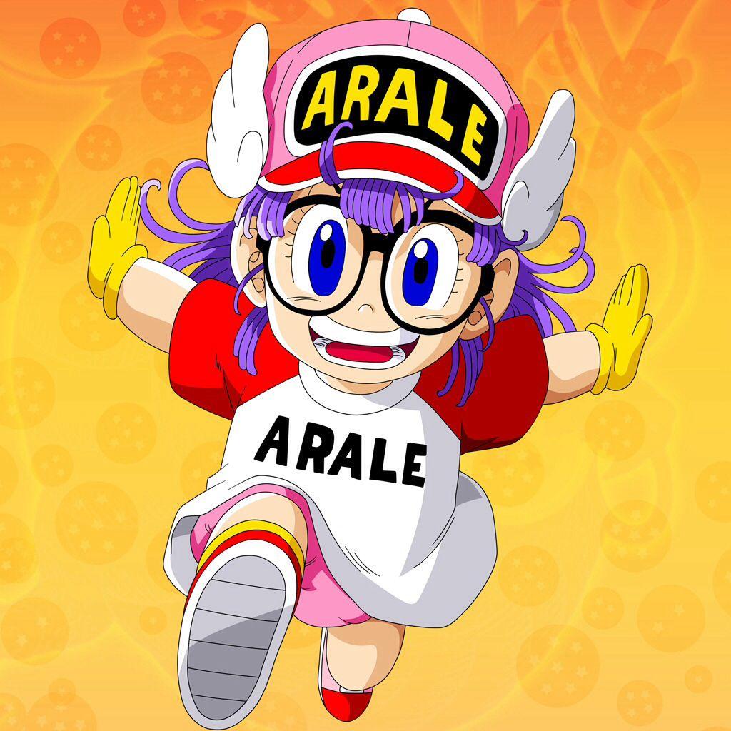 Dr Slump Dragon Ball Z: Arale-chan