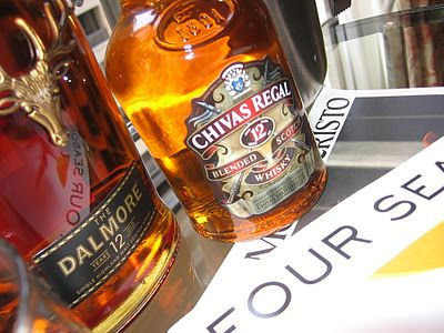 Review about Chivas Regal 12 - used in one of my vanilla extract brews