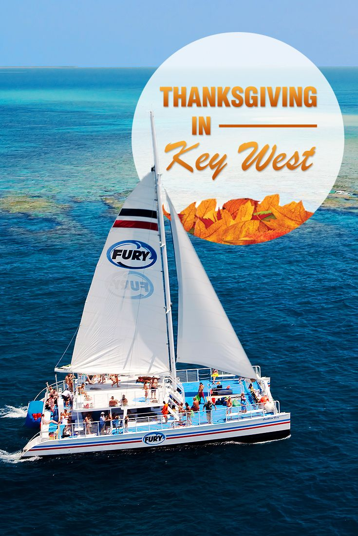 Looking For An Exciting Way To Spend The Thanksgiving Holiday Grab Your Friends Family And Head To Key West Where You C Key West Key West Boats Parasailing