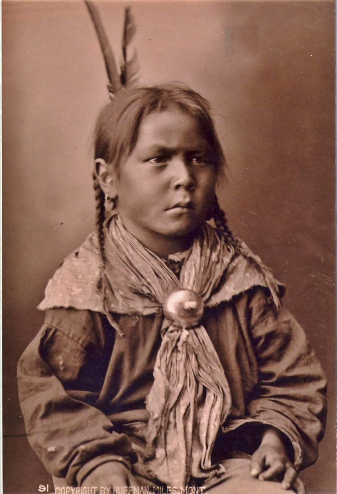 Cheyenne boy, 1878 Native american peoples, Native