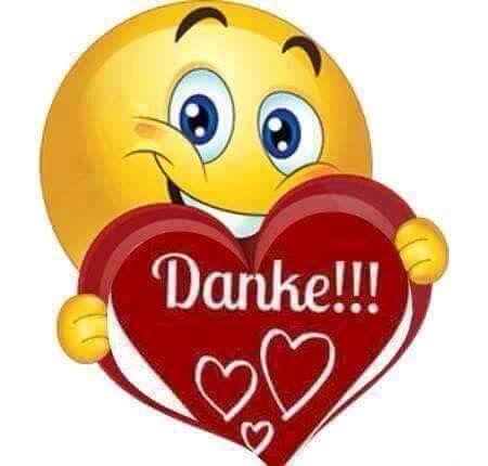 Smiley danke