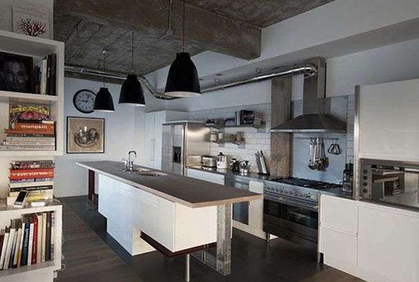 industrial home designs. Industrial House Renovation In London  Home Pinterest