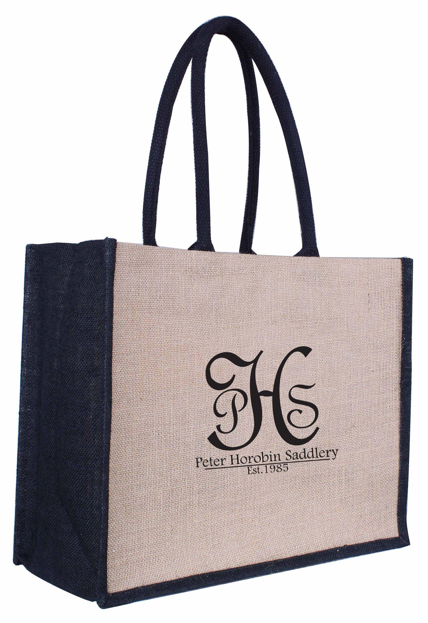 Download Jute Laminated Landscape Black Gusset Jt Land Bk Jute Bags Bags Hessian Bags