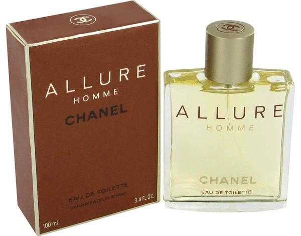 Allure Cologne By Chanel For Men Gear Pinterest Chanel Allure
