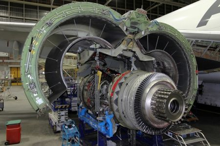 Boeing 777-FZN - General Electric GE90 engine - 777-FZN, Boeing ...