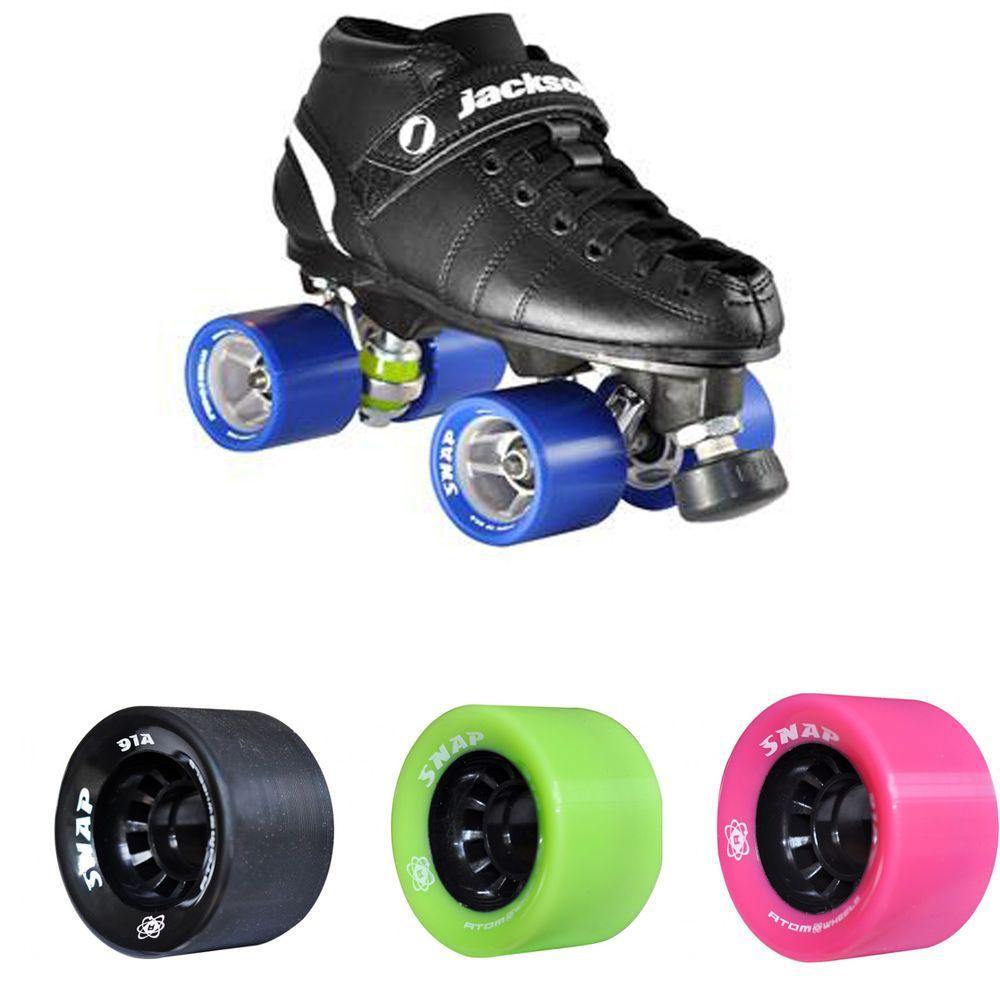 Indoor Quad Speed Roller Skates Size 4
