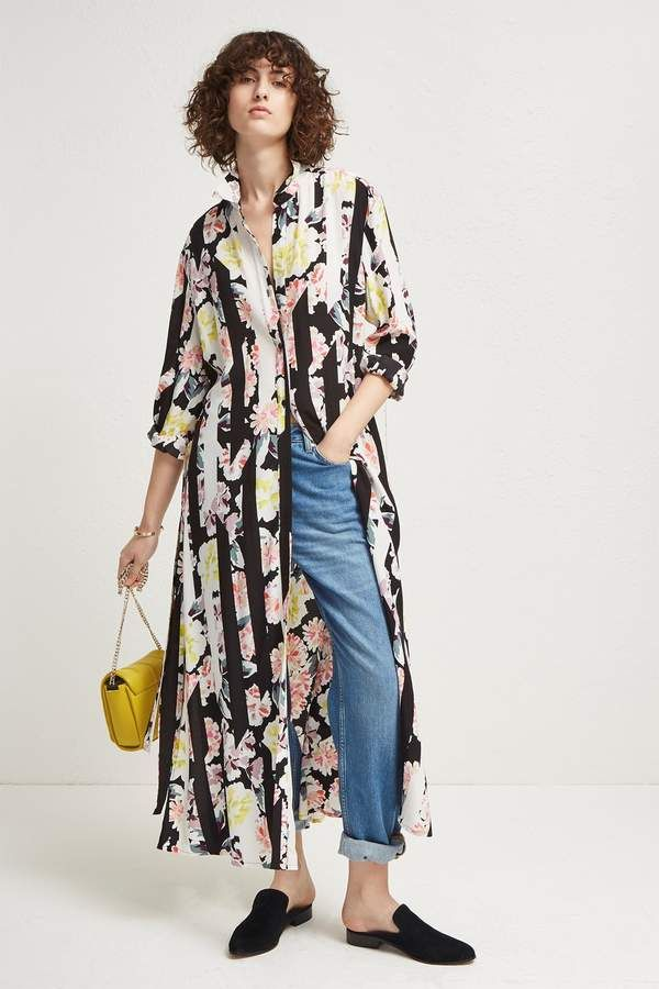648f0e01965 French Connection Enoshima Drape Maxi Dress | centuries of fashion