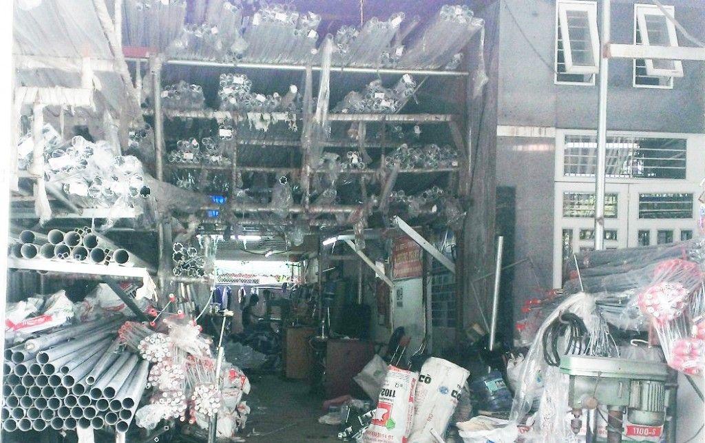 Sửa chửa mái hiên di động tại tp hcm Cường Thịnh Group