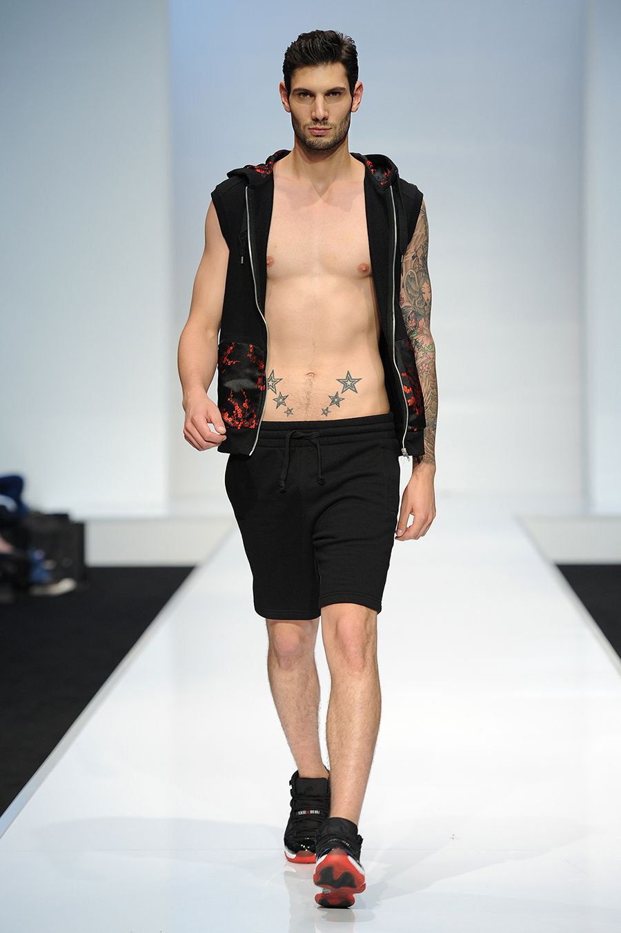 Tempatan Black, KLFW 2014 #travelshopa #kl #runway #fashionweek #menswear
