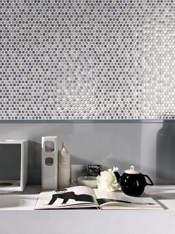 Mosaikfliesen: Akzente in Bad, Küche, an Wand und Möbeln