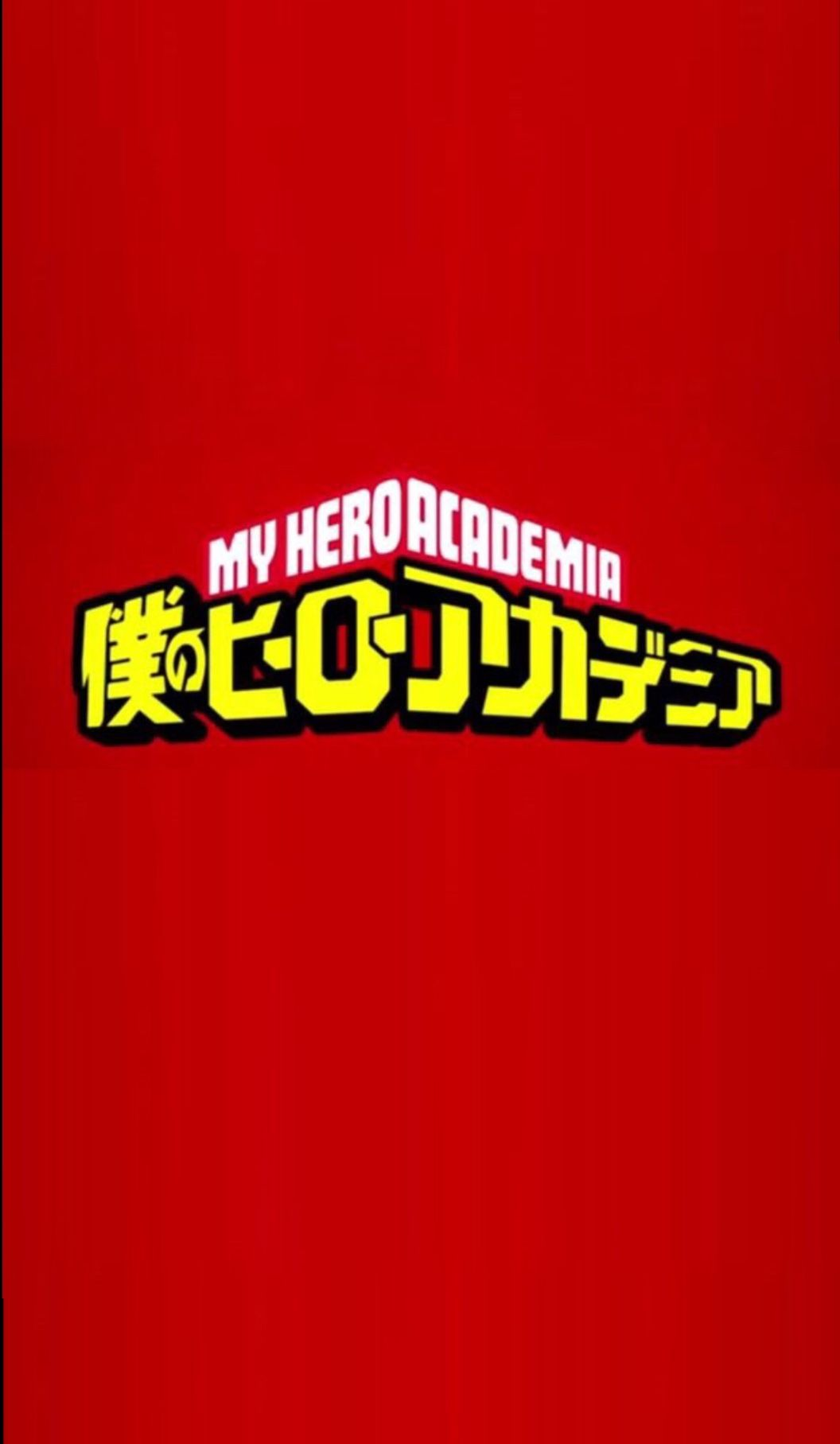Boku No Hero Academia Wallpaper Hero Wallpaper Hero My Hero Academia