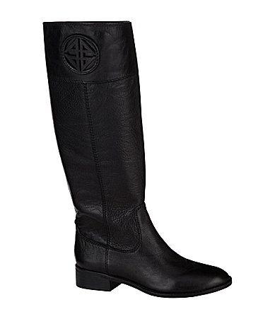 Antonio Melani Edena Riding Boots #Dillards...Great Boot! My new boots! <3