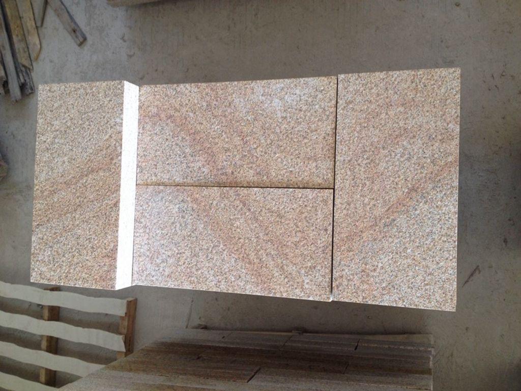 G682 Granite Flamed Paver Price