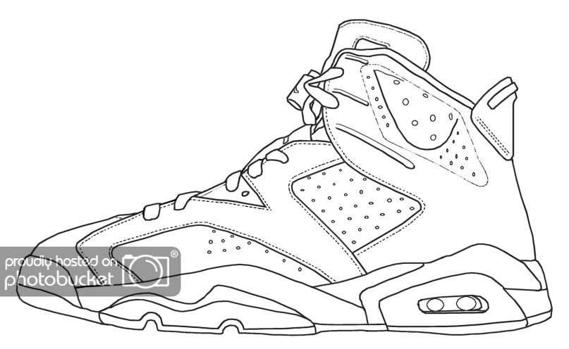 5th Dimension Forum View Topic Official Air Jordan Templates Jordan Coloring Book Jordans Jordan Tennis Shoes