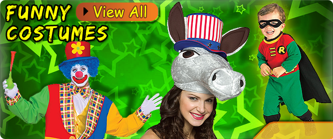 Choose a costume image using the left navigation menu, or