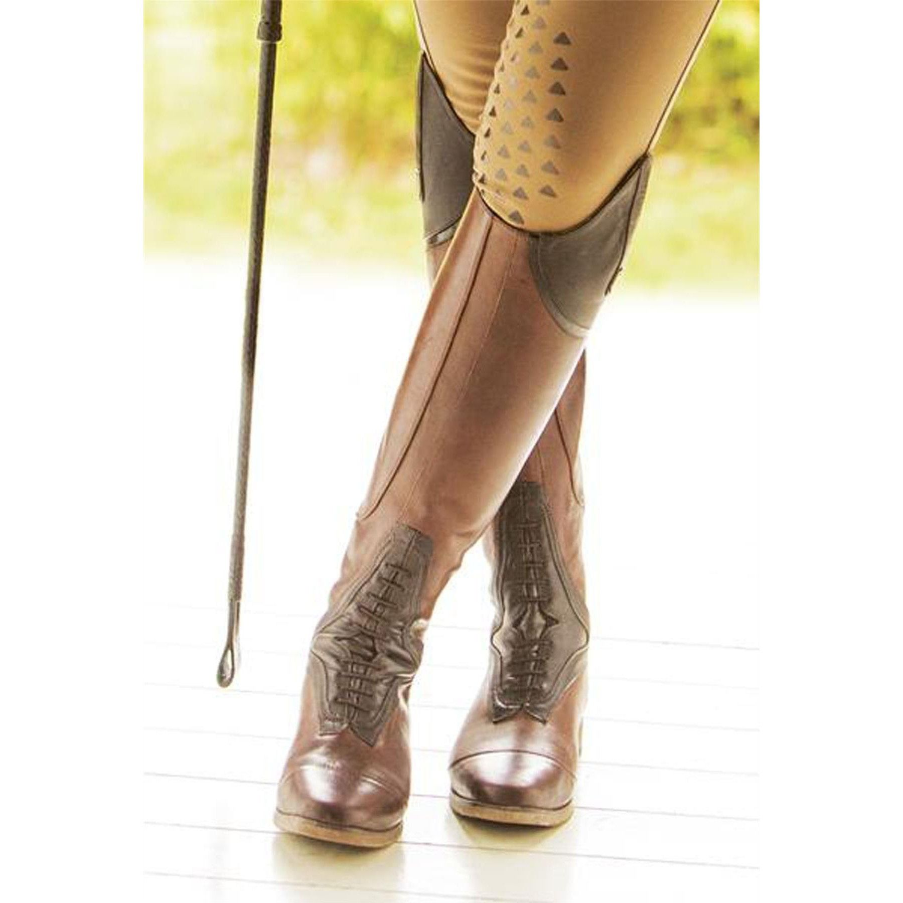 Mountain Horse Ladies Sovereign High Rider Tall Boots (Brown)