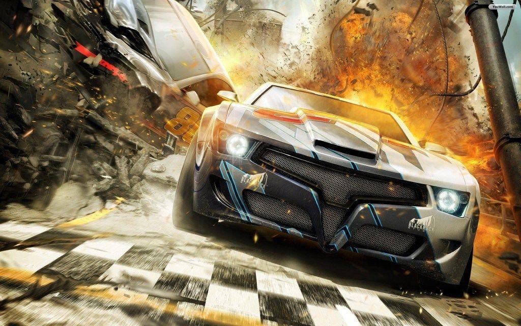 Perfect Racing Cars Wallpaper