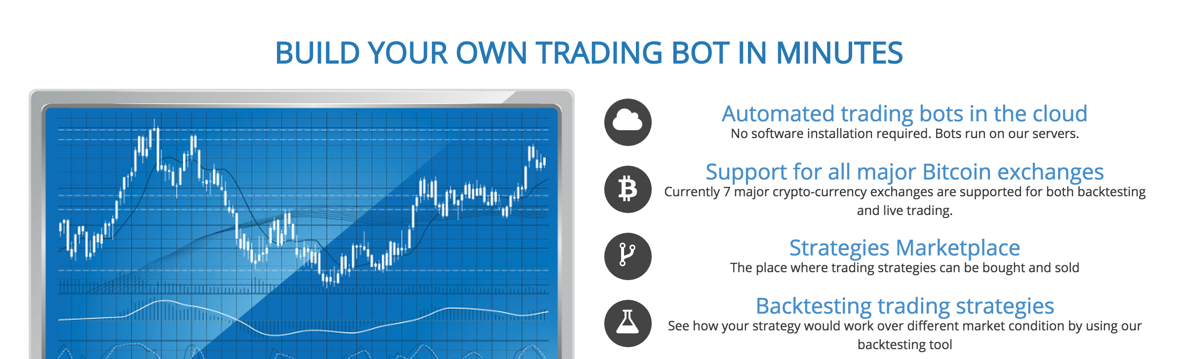 how do i build a cryptocurrency bot