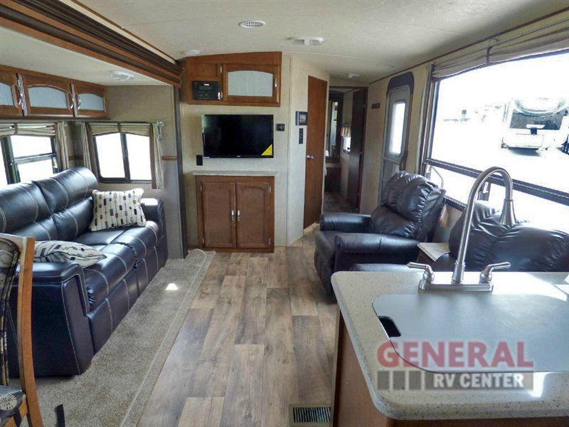 New 2016 Forest River RV Wildwood Heritage Glen 282RK Travel Trailer at General RV | Birch Run, MI | #122860