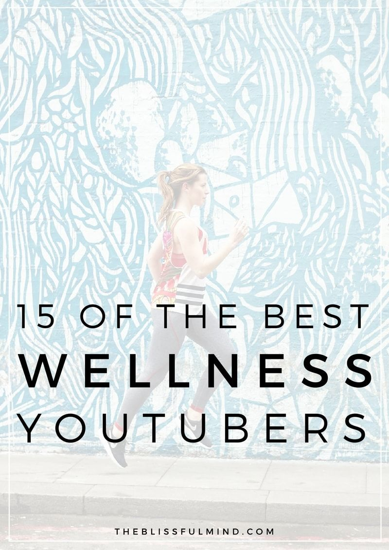 Looking for some health and wellness inspiration? Here are some of the best YouTube channels to help you eat well, stay fit, and help you live a healthy lifestyle!