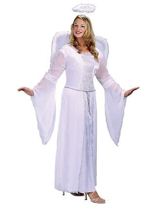 565d16c571 Plus Size Heavenly Angel Costume for Women. Plus Size Heavenly Angel  Costume for Women Kids Angel Costume