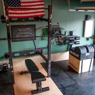 Pk garage gym package get rxd