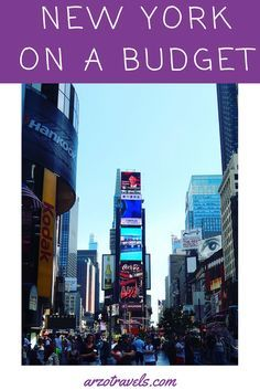 Find out how to save money when visiting New York. Things to do for (almost) free.