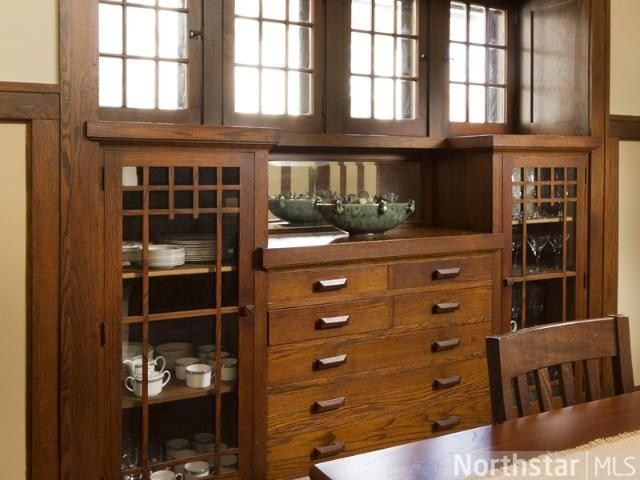Built In Dining Room Cabinets Ideas