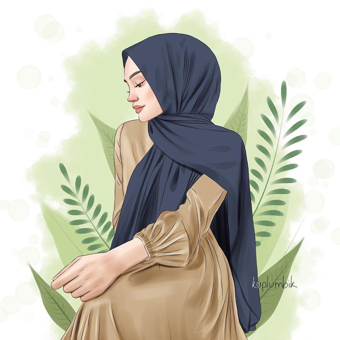 Bayanlar İçin İslami Profil Resimleri