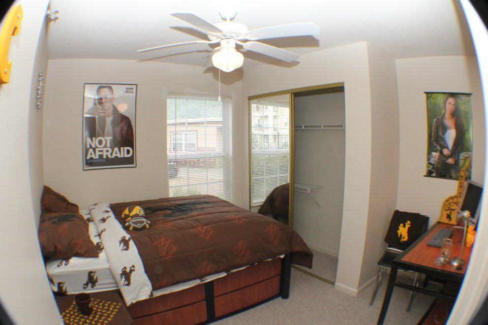 Another one of our furnished apartments furnished