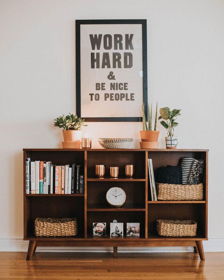 Inspirational Art Work Hard Love Yourself Live Your Life Quotes Inspiration Quotes Motivational Quotes Home Decor Contemporary Home Decor Interior