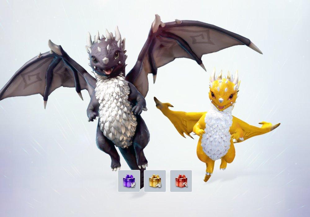 Black Desert Online Pc On Twitter Cute Dragons Dragon Box Fish Pet