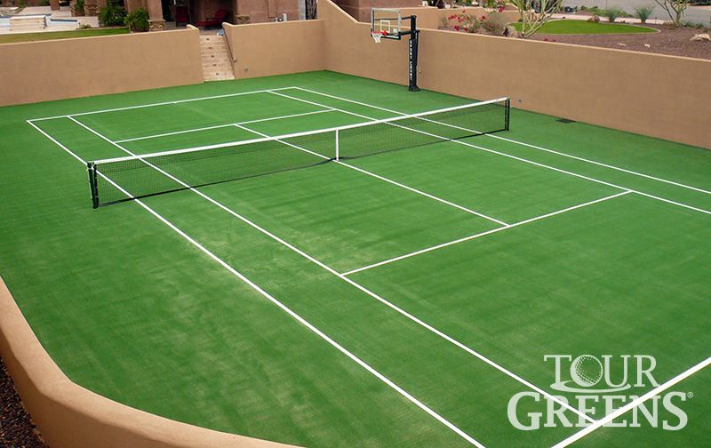 Synthetic Turf For Batting Cages Bocce Tennis Courts Tennis Tennis Court Bocce Court