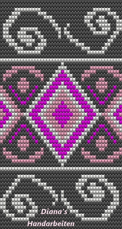 Mochila Freepattern Crochet Häkeln Tasche Muster Punto Cruz