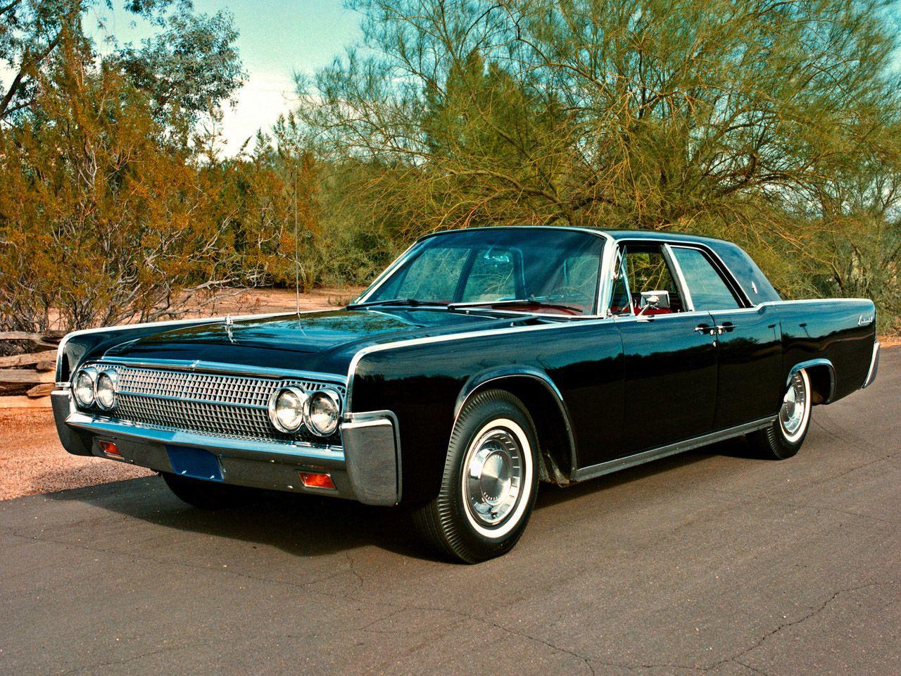 1964 lincoln continental sedan dream cars pinterest lincoln continental sedans and cars. Black Bedroom Furniture Sets. Home Design Ideas