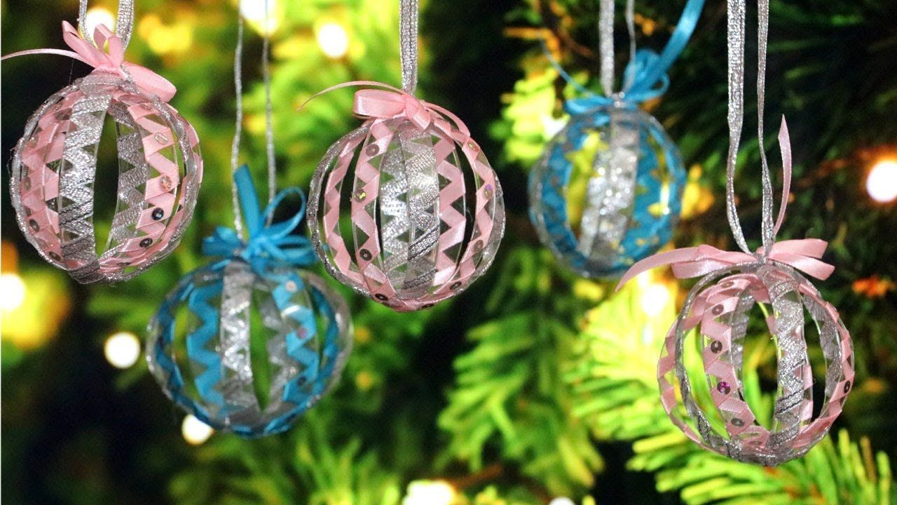 Christmas ornament DIY Christmas Tree Ornaments