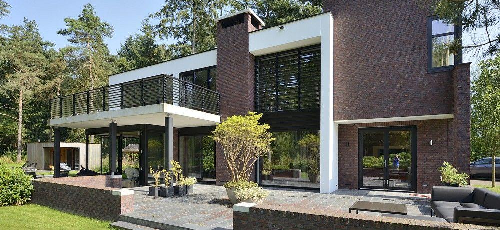 WSB Interieurconcept en interieurbouw (Project) - Inrichting woonhuis in de geest van Frank Lloyd Wright - PhotoID #401349 - architectenweb.nl