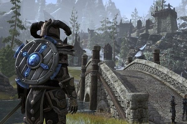 The Elder Scrolls Online - PC, Mac, PS4 and Xbox One | MUST PLAY