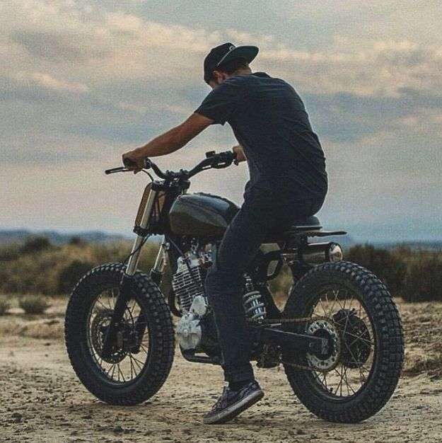 Scrambler by Dab Design More