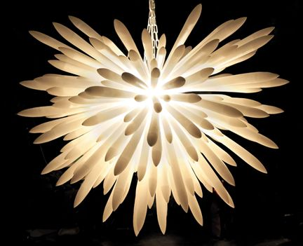 Amazing Find This Pin And More On For The Home. Funky Lighting ...
