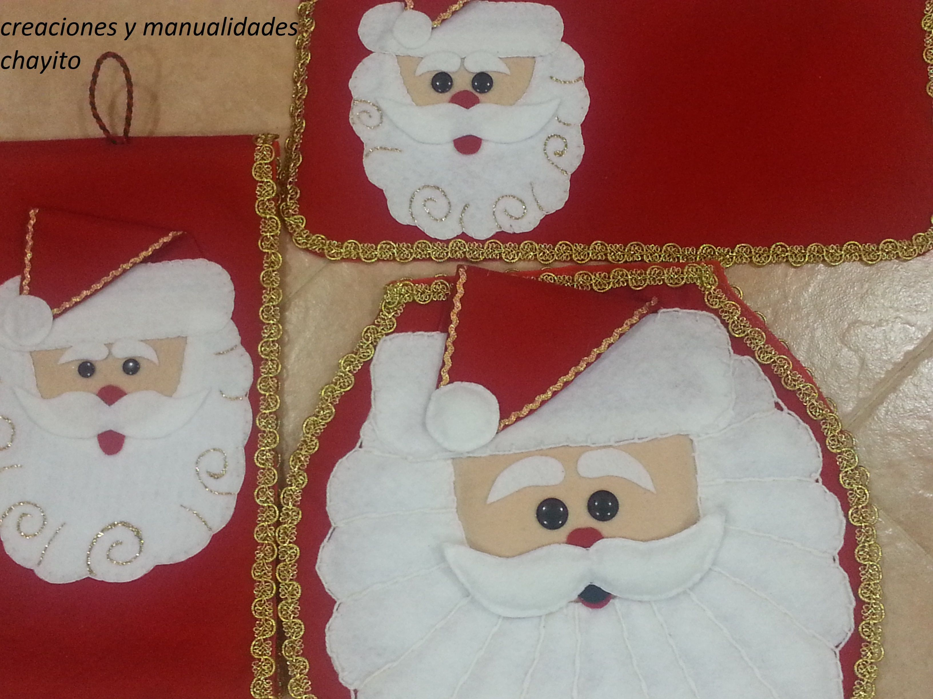 juego de baño navideño  preparandonos para navidad ...