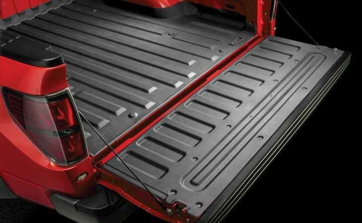 Weathertech Techliner Bed Liner And Tailgate Protection Bed Liners In 2020 Truck Bed Mat Truck Bed Bed Liner