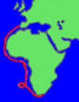 1488 Bartholomeus Diaz Kaap