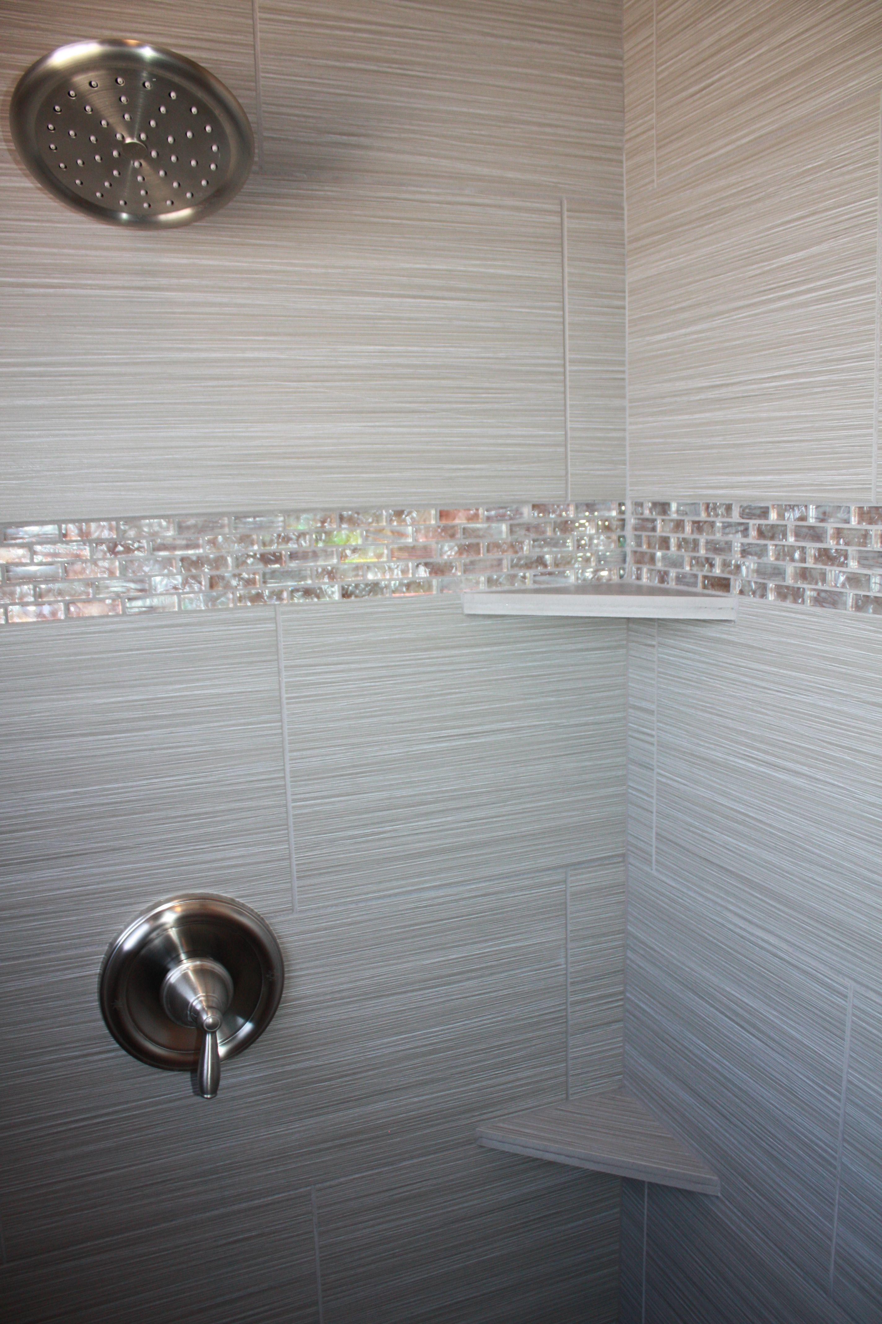 Best Kitchen Gallery: Tile Design In Master Bathroom Shower Home Ideas Pinterest of Bathroom Tile Design  on rachelxblog.com