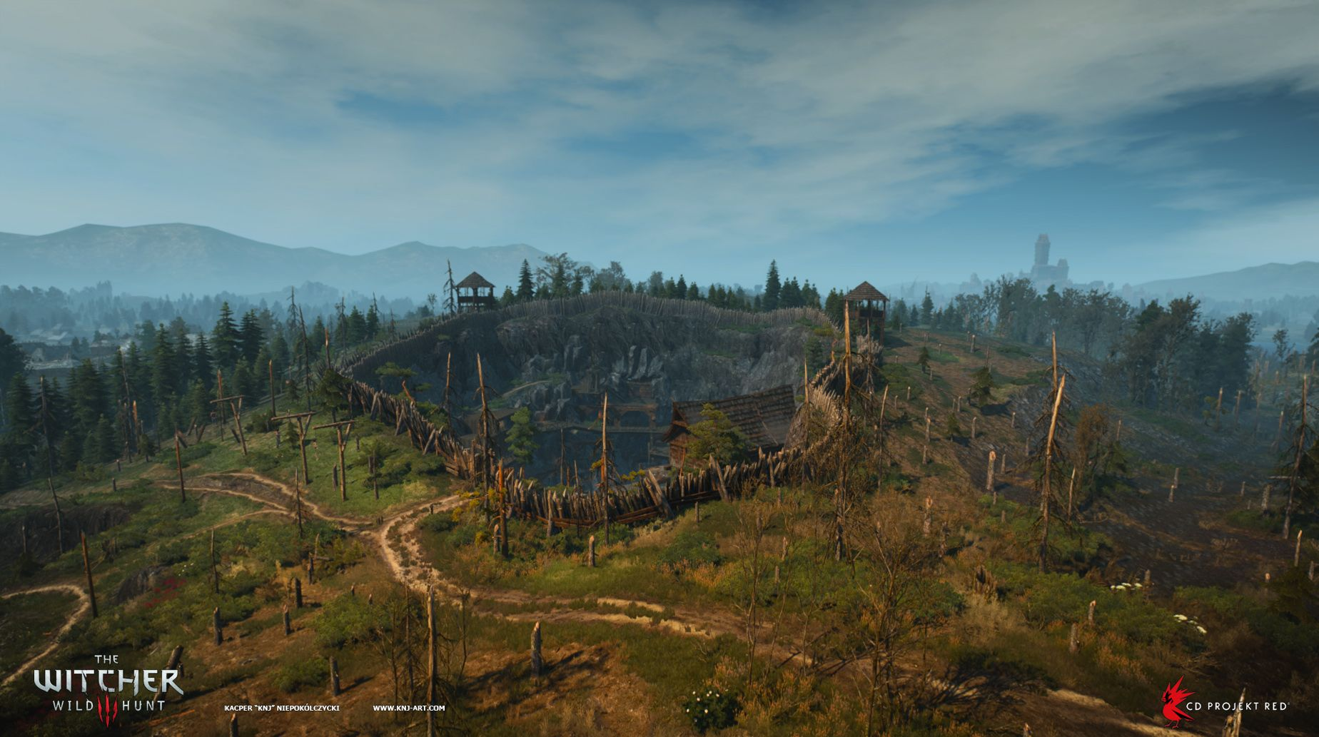 Pin By Jon Moss On Environment The Witcher Environment Design The Witcher 3