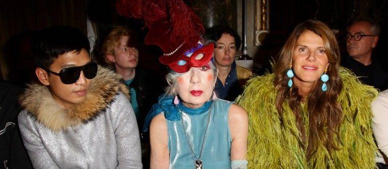 AL VIA LE PASSERELLE DI SETTEMBRE CON ANNA DELLO RUSSO E BRYANBOY  #moda #fashion