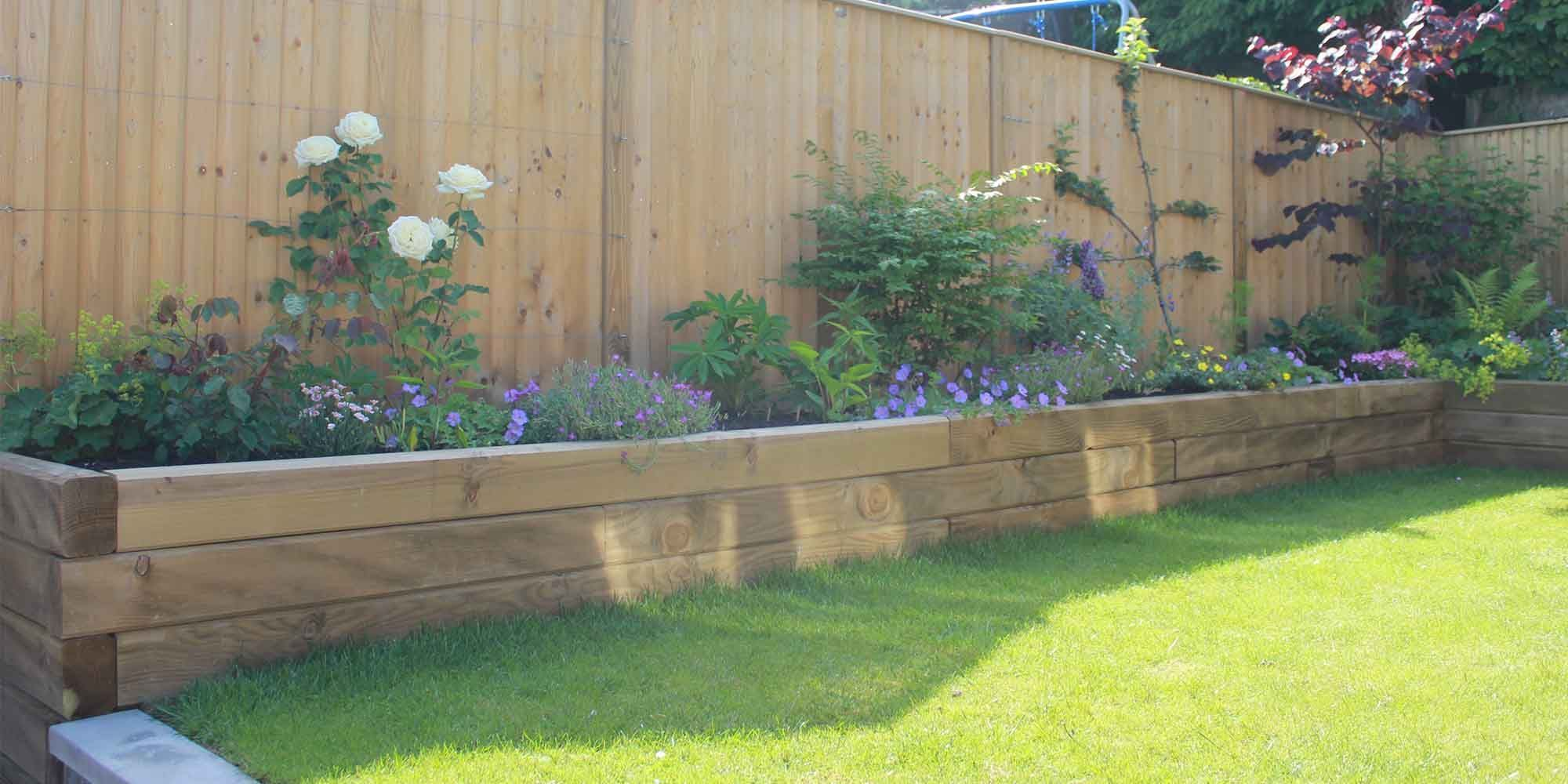 Top Tips Raised Garden Bed Ideas 2020 Modern Design Bed Design Garden Ideas Modern Raised Tips Back Garden Design Sleepers In Garden Raised Garden Backyard landscaping ideas with raised beds