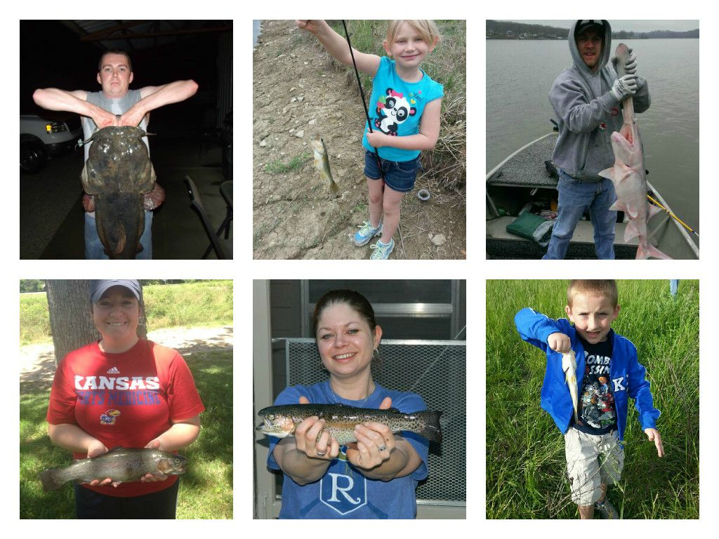 Go fishing day at kcbj bone and joint overland park joint