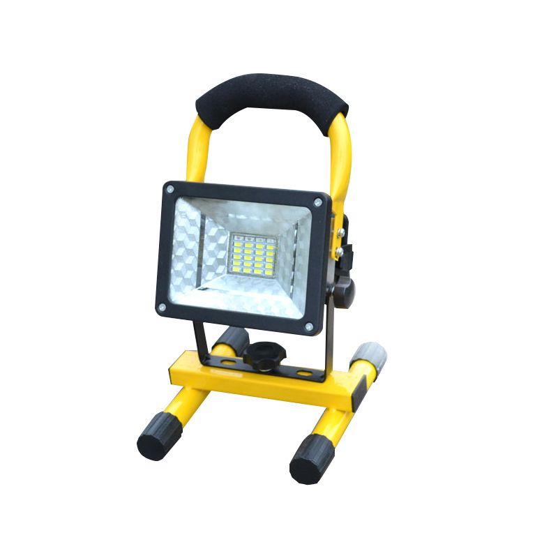 Rechargeable Led Floodlight 5730 Portable Spotlight Movable Outdoor Camping Light Grassland Not Incl Led Emergency Lights Portable Spotlight Emergency Lighting